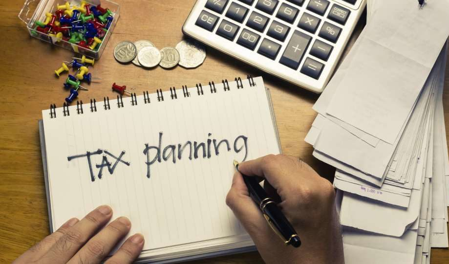 Taxes: The Tax Planning Process