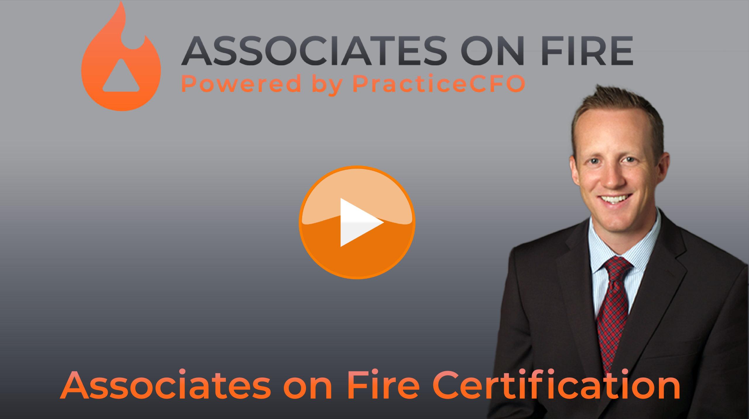 Associates on Fire Certification